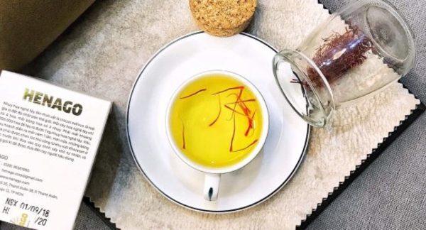1 ly trà saffron mỗi ngày giúp bạn cảu thiện hệ miễn dịch một cách đáng kể