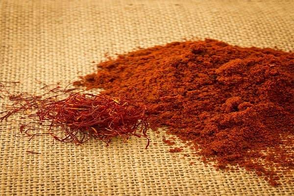 Bột nghệ tây Saffron