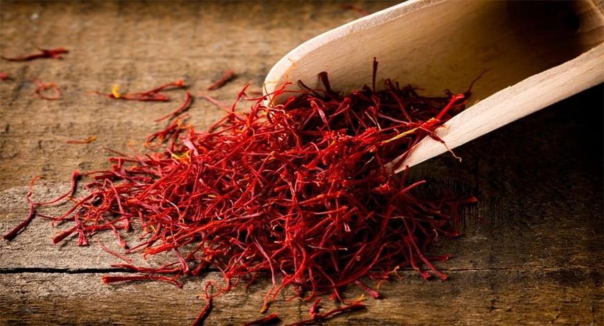 Sử dụng Saffron mỗi ngày thật sự hiệu quả