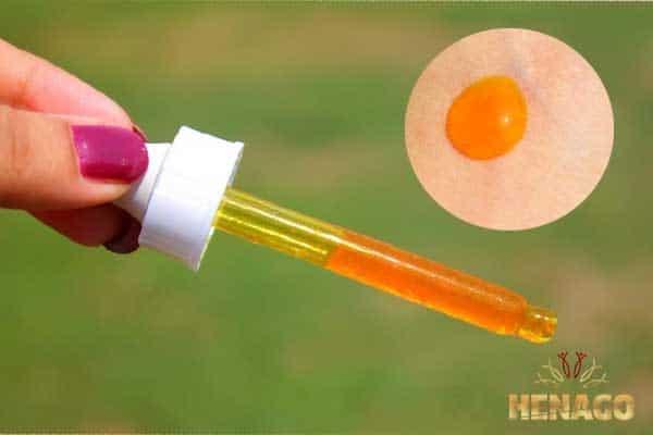 Cách sử dụng Serum Saffron dưỡng trắng da